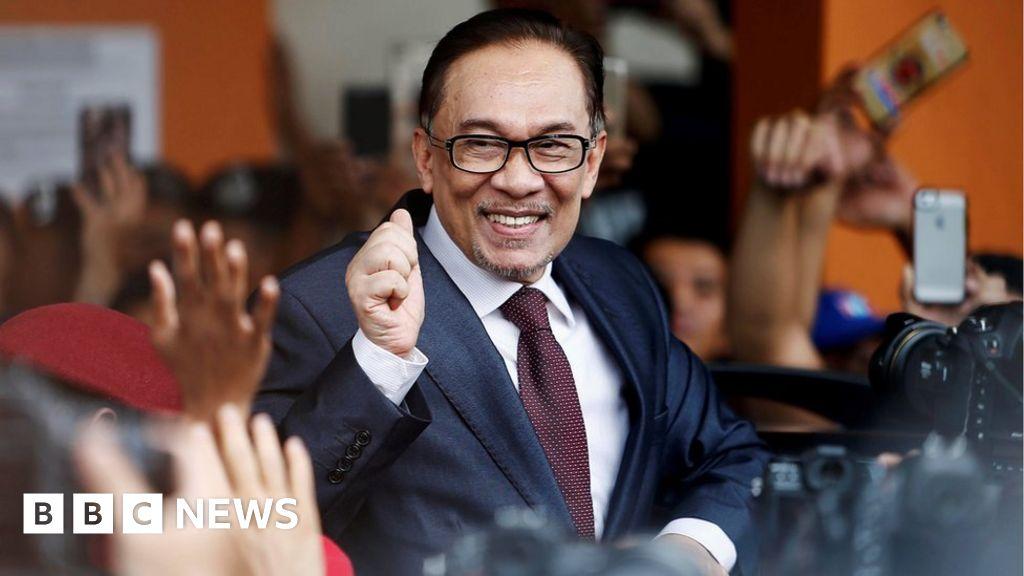 Malaysia's Anwar Ibrahim freed from jail