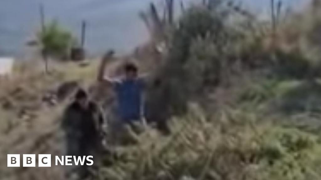 Nagorno-Karabakh conflict: 'Execution' video prompts war crime probe