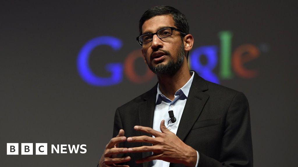 Sundar Pichai: Google's new boss from humble roots