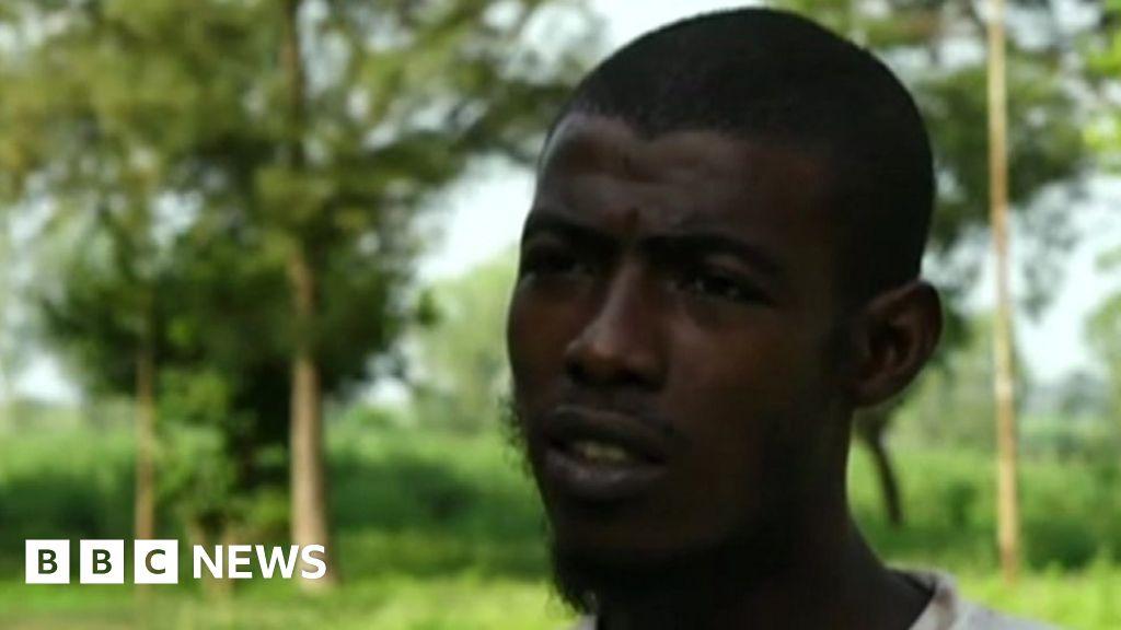Victim tells of Nigeria 'torture house hellfire'