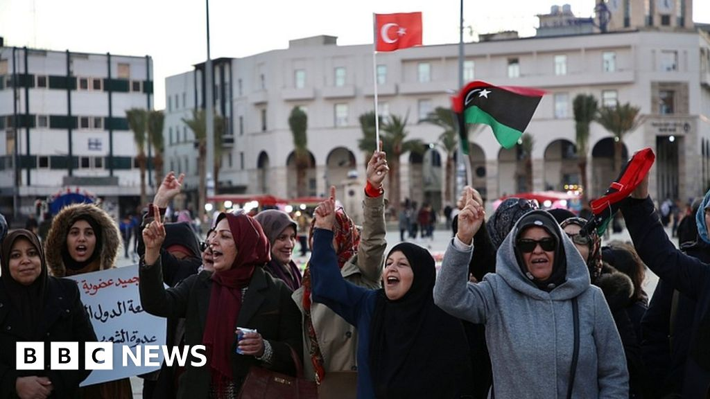 Libya conflict: Turkey sends troops to shore up UN-backed government thumbnail
