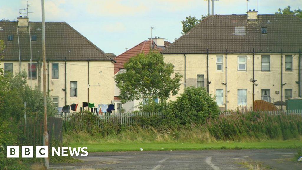 Ferguslie Park Named As Scotland S Most Deprived Area Bbc News