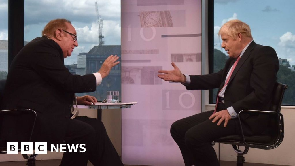 General election 2019: PM to appear on Marr amid BBC interview row