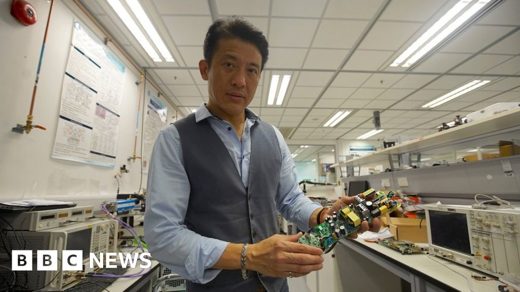 How China plans to lead the computer chip industry