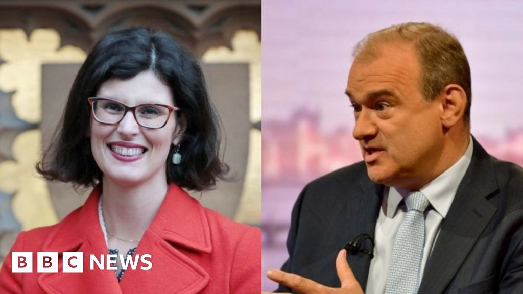 Davey and Moran in race to be next Lib Dem leader
