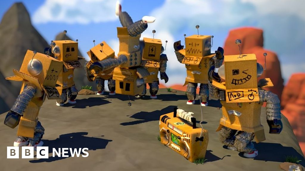 Roblox I Thought He Was Playing An Innocent Game Bbc News