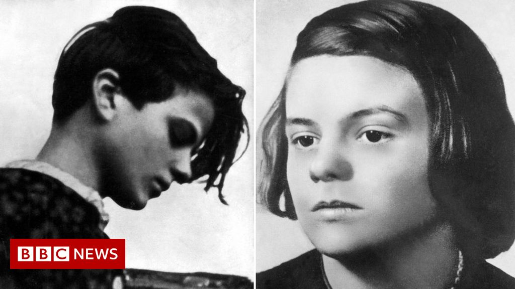 Student who stood up to Hitler and inspires Germany