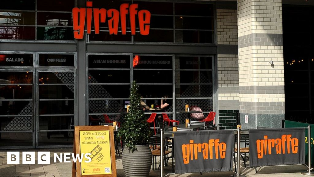Giraffe and Ed's Easy Diner site closures agreed