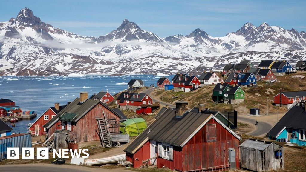 Trump Greenland: US president  mulls buying island from Denmark