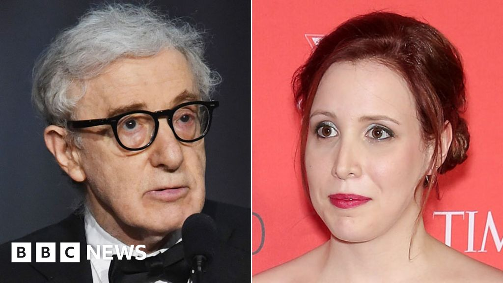 Dylan Farrow gives first TV interview