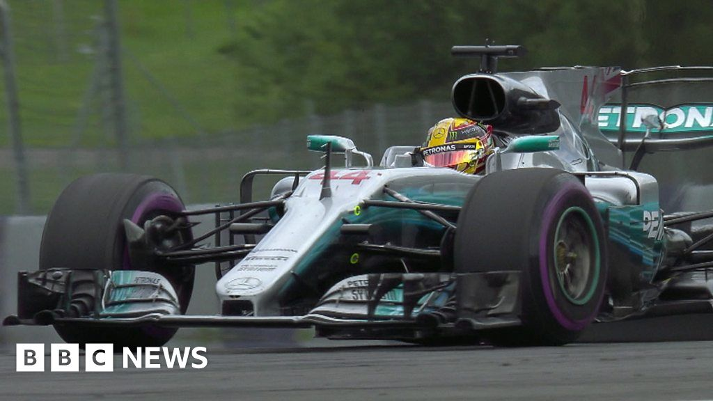 Formula 1: The Tech Driving the Races