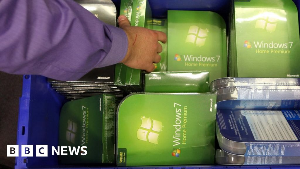 Microsoft issues second 'final' Windows 7 update - BBC News