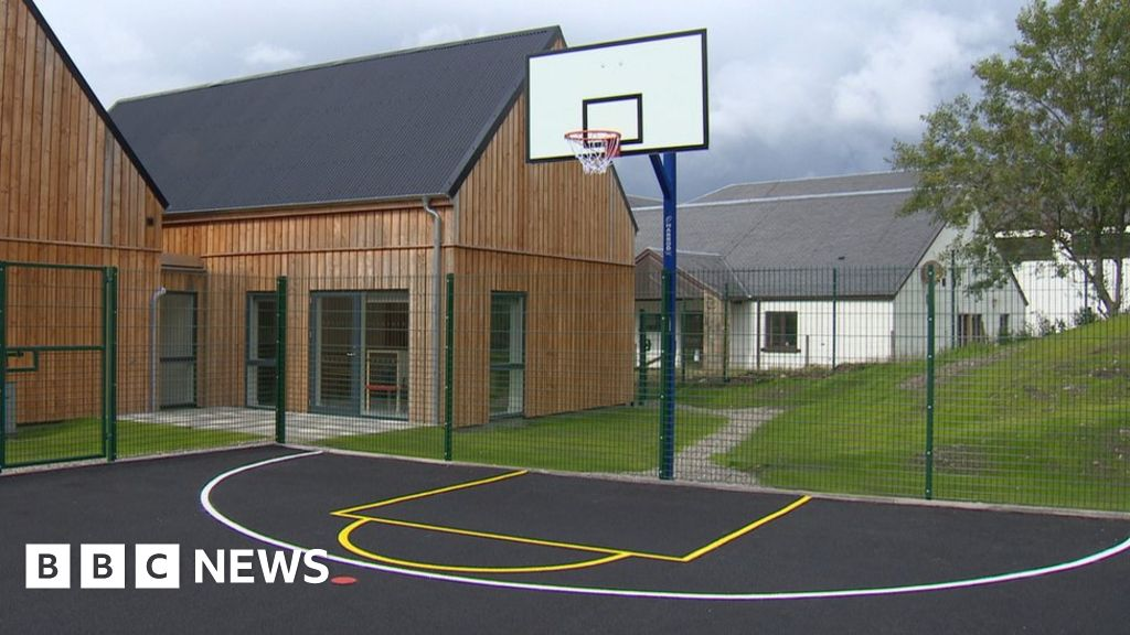 Strontian The Community That Built Its Own School Bbc News