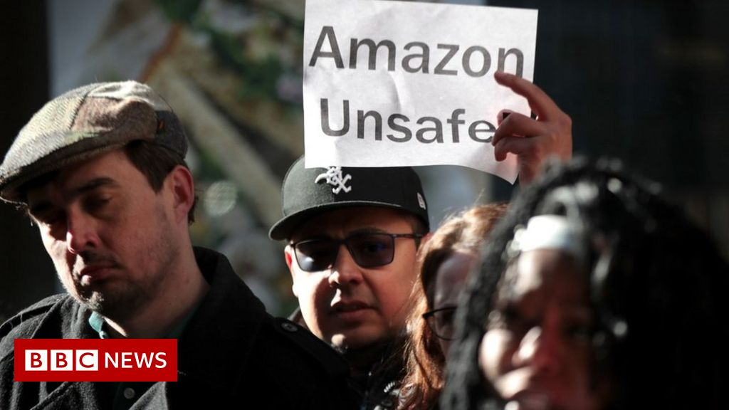 'Not smart' memo shows Amazon's union stance