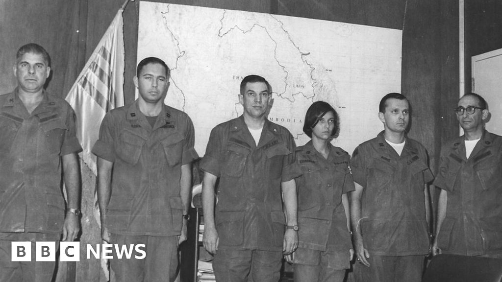 The women who served in Vietnam