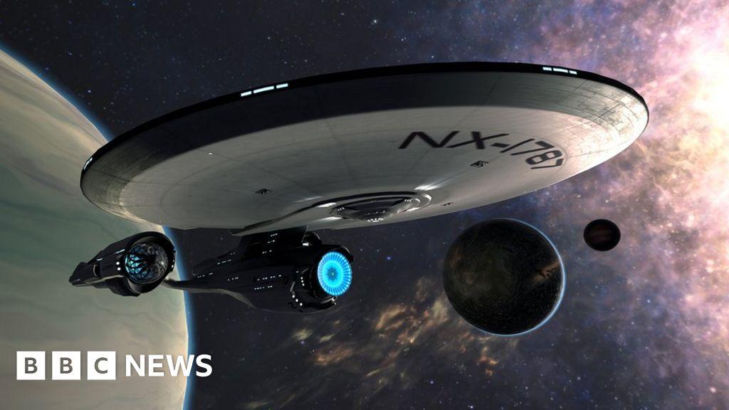 Star Trek Virtual Reality Game Boldly Goes With Ibm Watson Bbc News