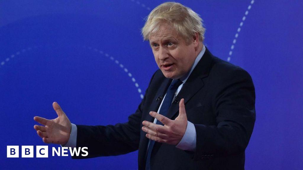 BBC acknowledges  mistake  in Boris Johnson editing