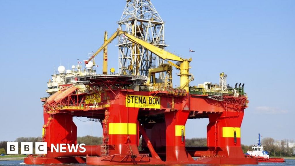 Oil firm in major North Sea gas discovery