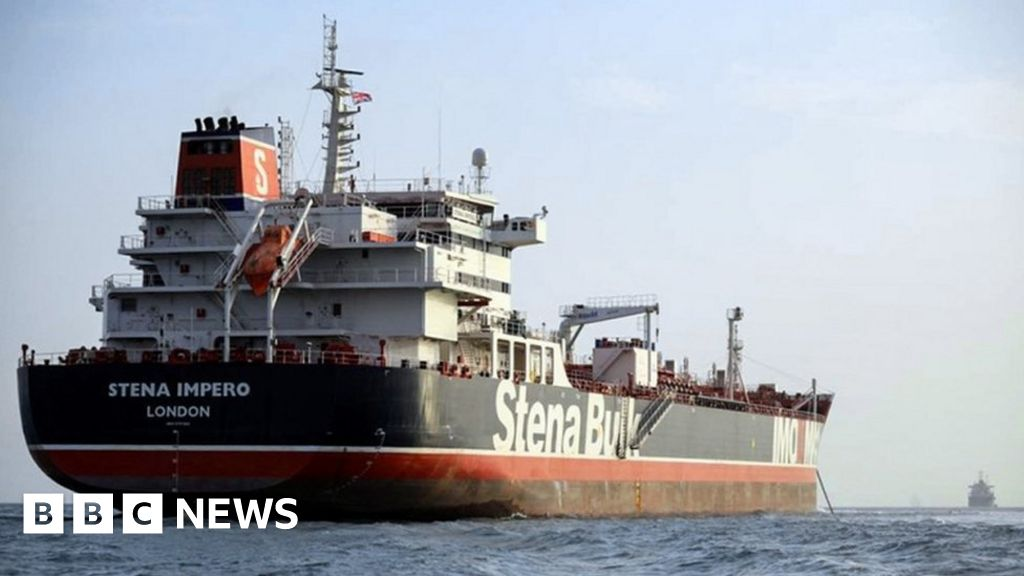 Iran seizes another tanker in the Gulf, media say