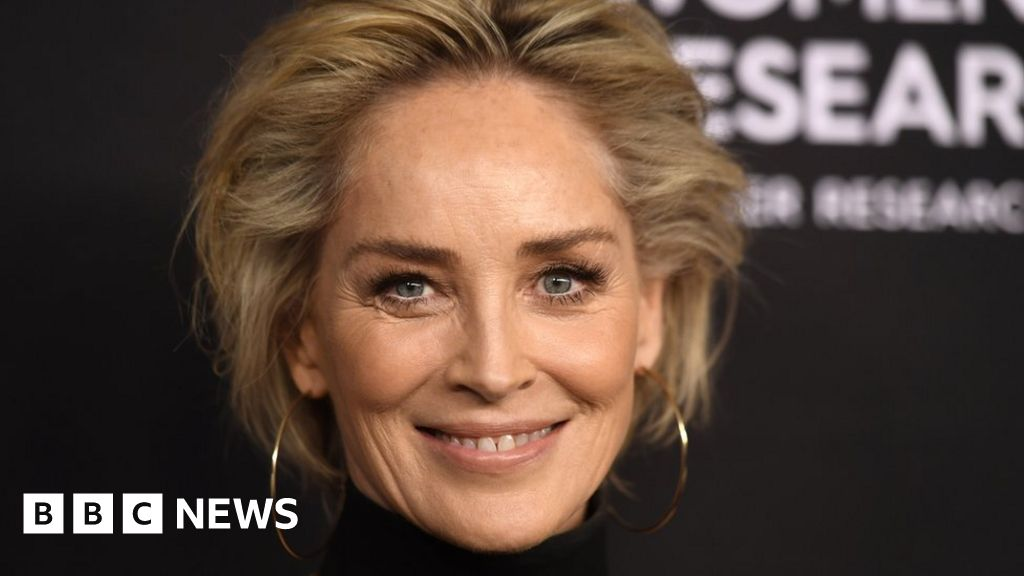 Actress Sharon Stone blocks dating app Bumble