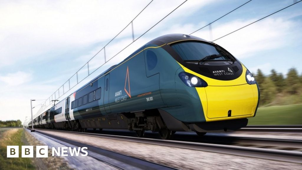 Avanti starts running West Coast Main Line after Virgin franchise ends