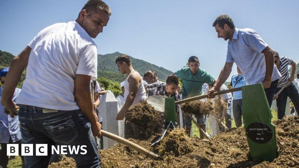 Dutch court set to rule on Srebrenica liability