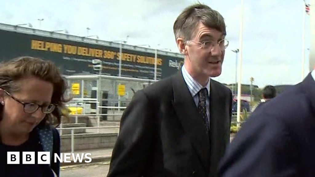 Jacob Rees-Mogg on meeting Queen to suspend Parliament