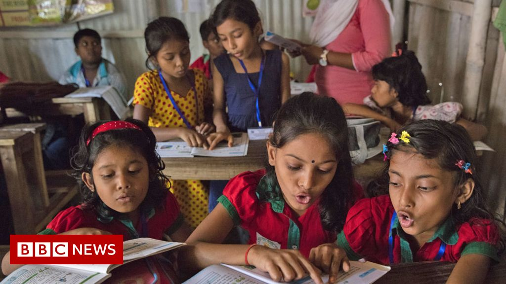 Boris Johnson says girls' education key to ending poverty