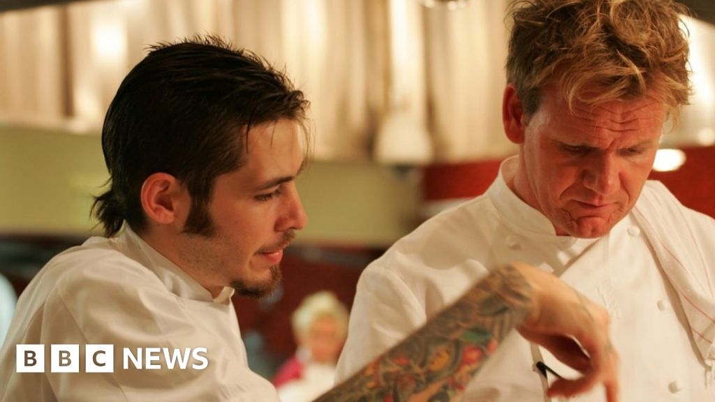 Michael Wray: As a Hell s Kitchen winner, ended up on the streets