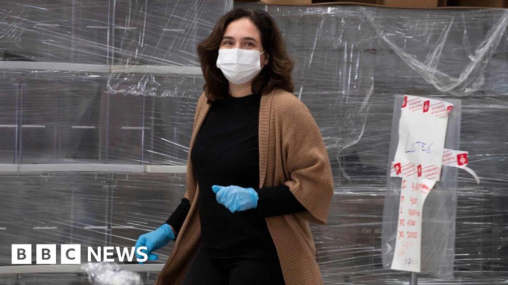 Coronavirus: Free our children from lockdown, says the mayor of Barcelona