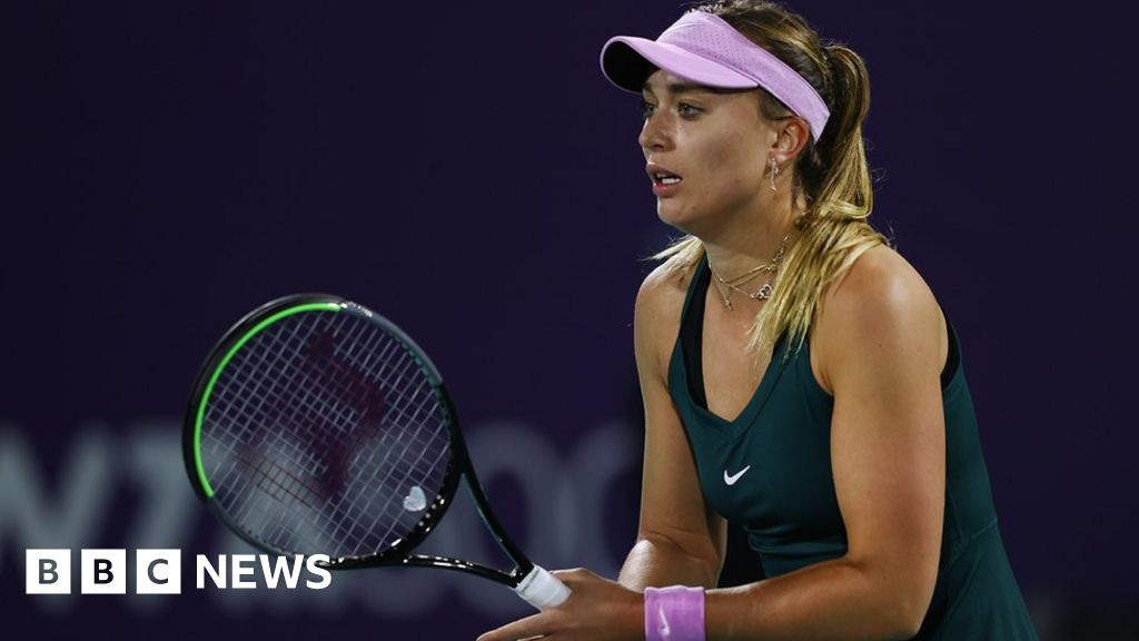Paula Badosa: Australian Open player 'sorry' after revealing she has Covid