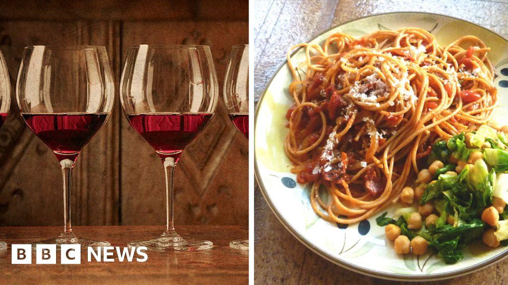 Wine and cooking ingredients sales rise during lockdown