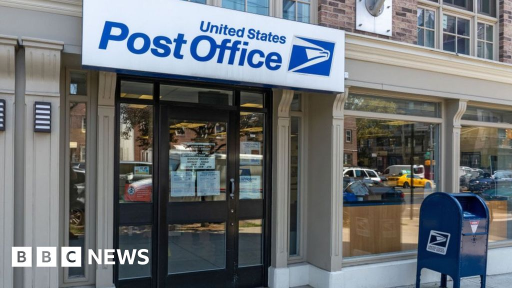 US Postal Service halts controversial changes amid voting furore