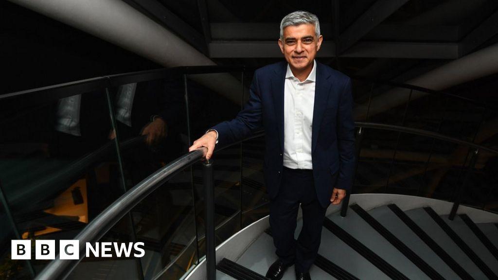 London elections: Sadiq Khan wins second term as mayor – BBC News