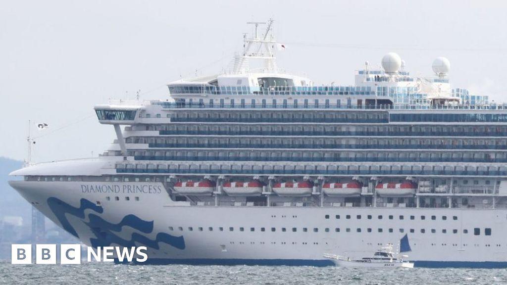 Coronavirus: Ten passengers on cruise ship test positive for virus