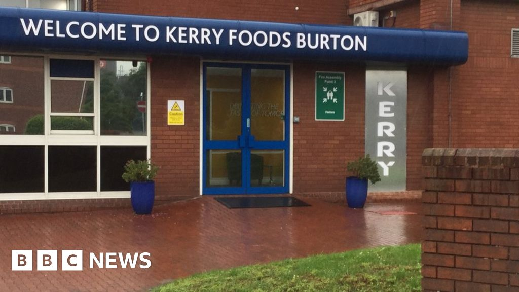 Burton-upon-Trent Kerry Food factory closure axes 900 jobs