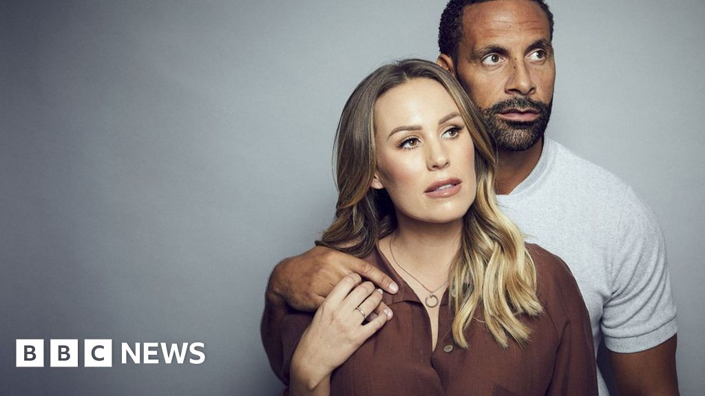 """Rio and Kate Ferdinand: """"I was naive to be a stepmum-of-three to 27"""