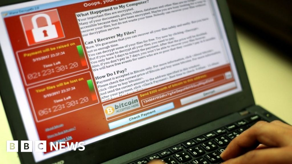 Cyber-attack: US and UK blame North Korea for WannaCry - BBC News