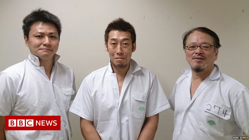 Japan's hidden caste of untouchables - BBC News