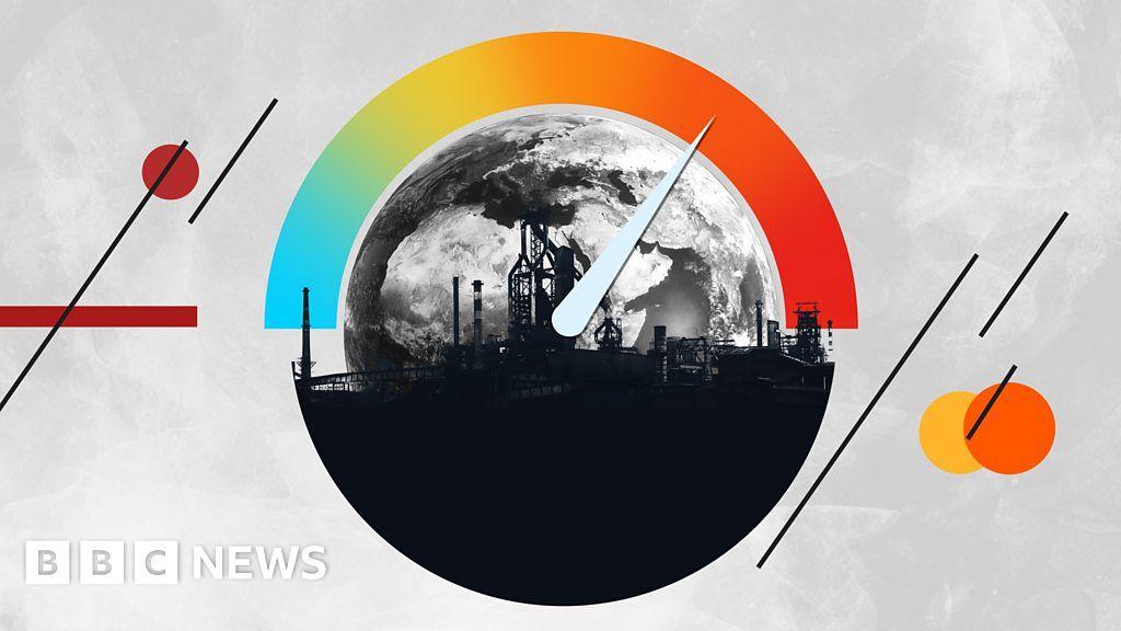 BBC News - Climate Basics: CO2 explained