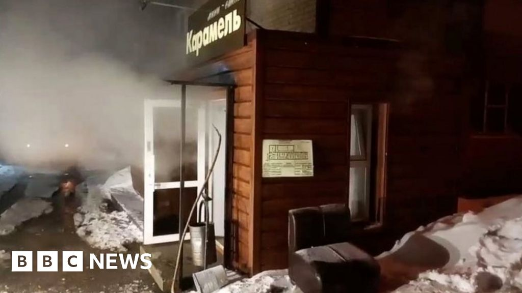 Five killed as boiling water floods Russian hotel