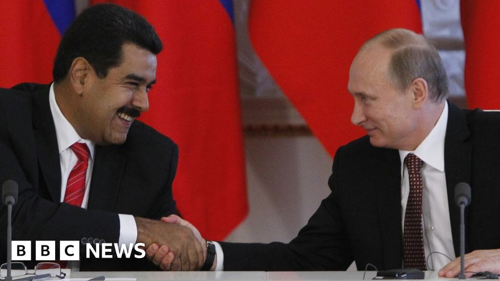Venezuelan Scientist Offers Reality >> Venezuela Crisis Why Russia Has So Much To Lose Bbc News