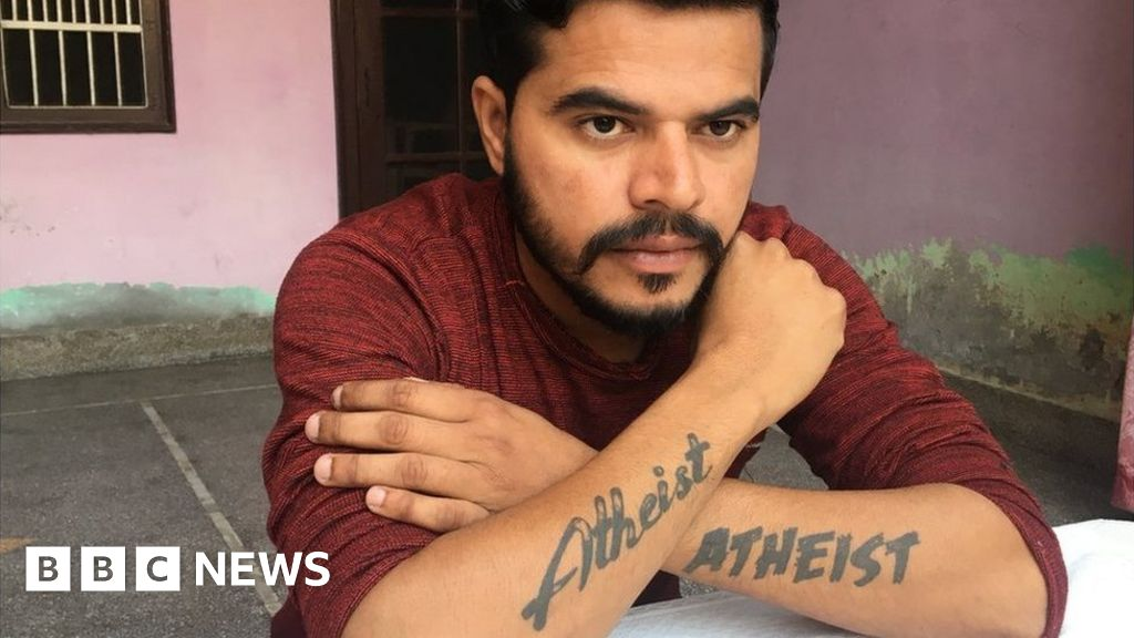 Ravi Kumar Atheist: The Indian man fighting to be godless