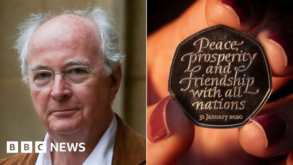 Sir Philip Pullman calls for boycott of new 50p
