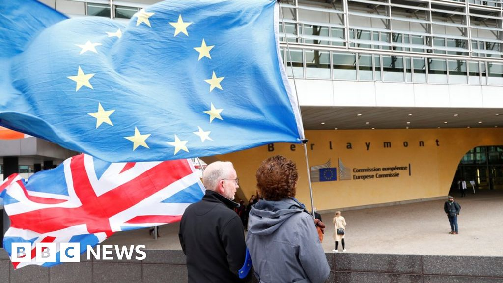 Brexit:  intense technical discussions between Britain and the EU in Brussels
