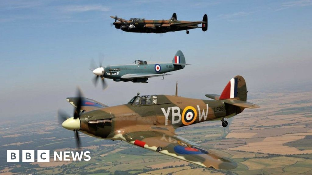 engine issue grounds battle of britain memorial flight