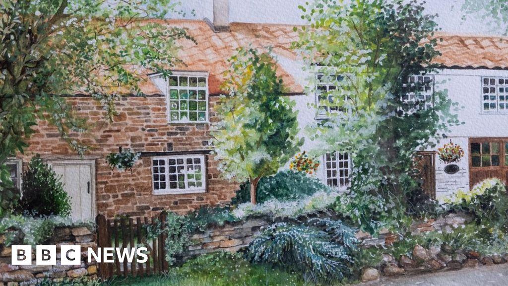 Author Terry Pratchett's 'inspiring' house for sale thumbnail