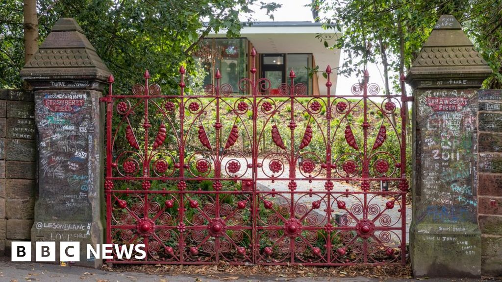 The Beatles: Strawberry Field location opened as a tourist attraction