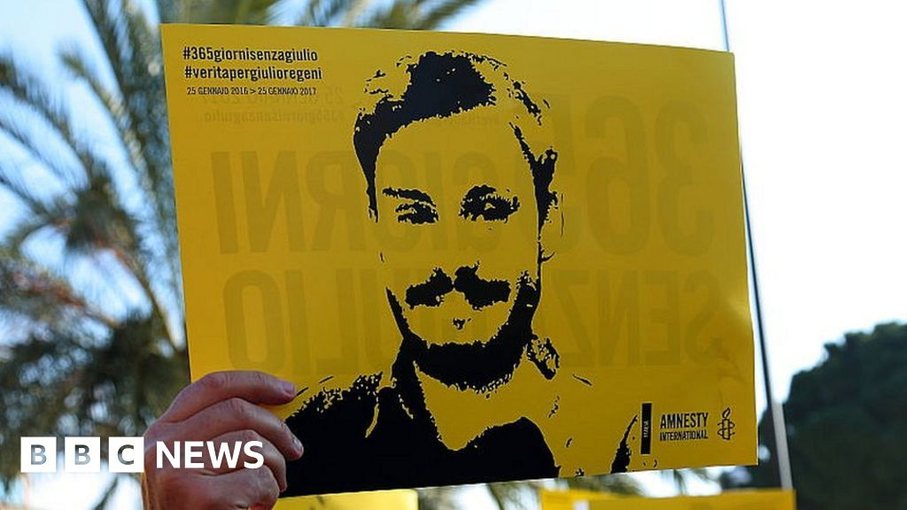 Weird Italy _115751747_gettyimages-632687622 Giulio Regeni: Egypt 'suspends' investigation into Cambridge student's murder What happened in Italy today