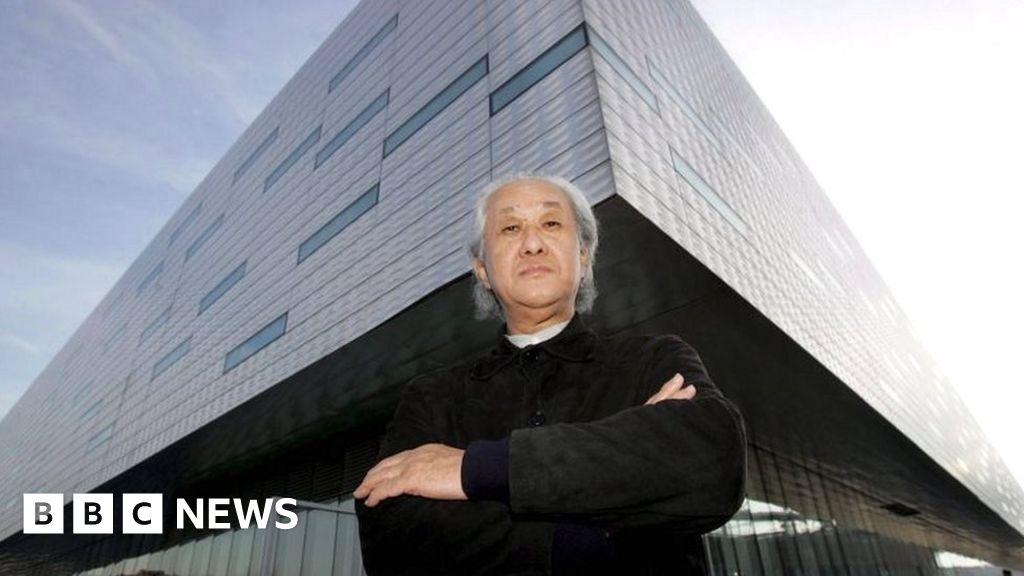 Hiroshima 'Ground Zero' architect takes top prize